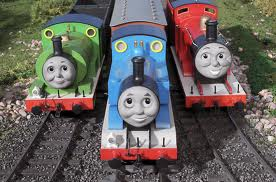We now sell Thomas and Friends merchandise